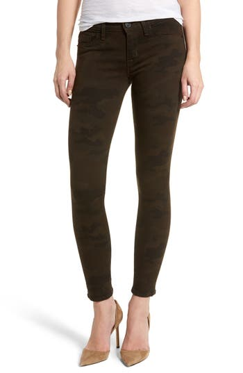 Hudson Jeans 'Krista' Ankle Skinny Jeans (Militant Cargo)