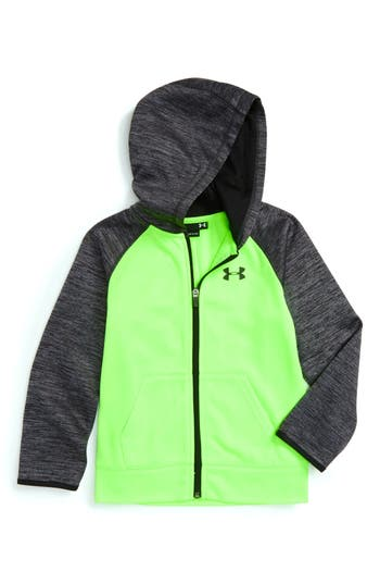 Under Armour Armour® Fleece Twist Hoodie (Toddler Boys & Little Boys)