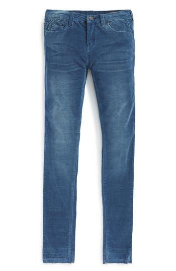 BLANKNYC Velveteen Skinny Jeans (Big Girls)