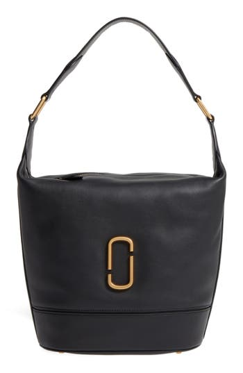 MARC JACOBS Noho Leather Hobo