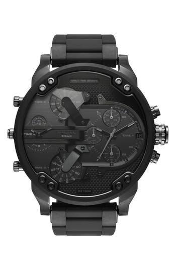 DIESEL® Mr. Daddy 2.0 Chronograph Watch, 55mm