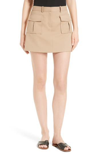 Theory Lupah Prospective Skirt