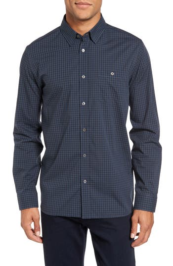 Ted Baker London 'Alencia' Trim Fit Sport Shirt