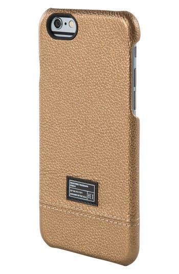 HEX Focus Leather iPhone 6/6s Case