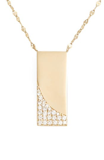 Lana Jewelry 'Electric Illusion' Diamond Pendant Necklace