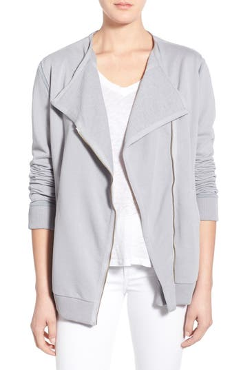 Fine by Superfine 'Fly' French Terry Jacket