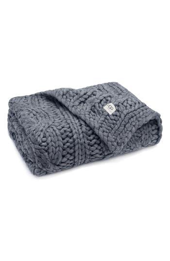UGG® Oversize Knit Blanket