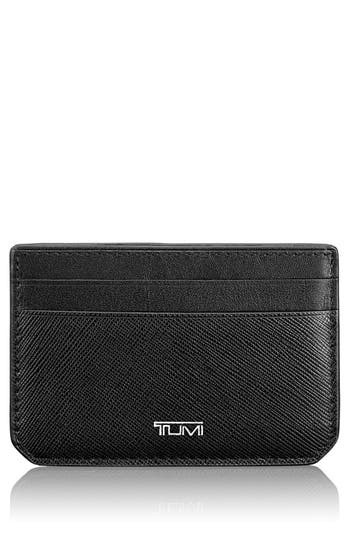 Tumi 'Mason' Slim Leather Card Case
