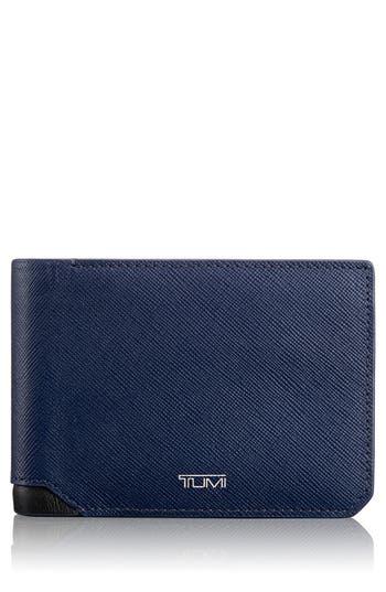 Tumi 'Mason' Bifold Leather Wallet