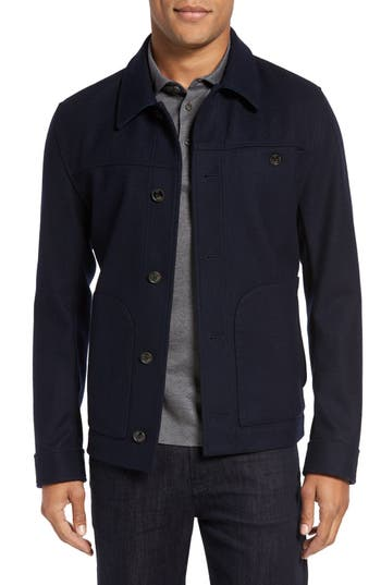 Ted Baker London 'HUEY' Trim Fit Jacket