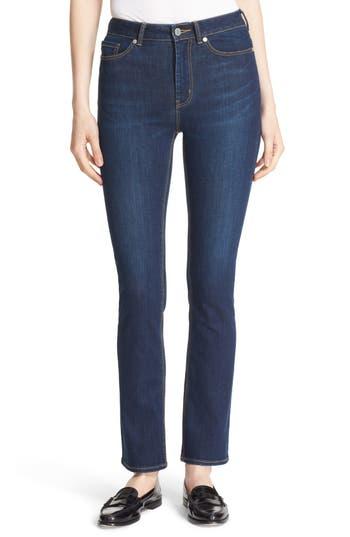 La Vie Rebecca Taylor 'Clemence' Slim Leg Jeans (Ink)