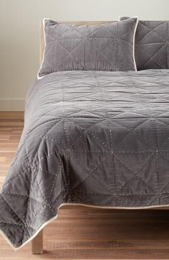 Nordstrom at Home 'Davie' Velvet Comforter