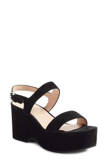 MARC JACOBS Lily Wedge Sandal (Women)