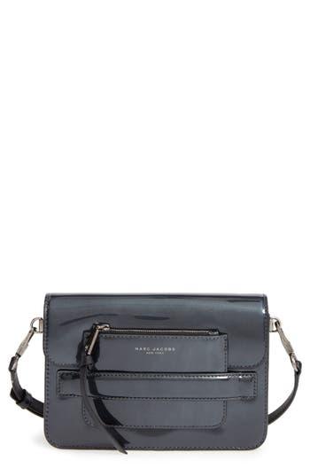 MARC JACOBS Medium Madison Patent Leather Crossbody Bag