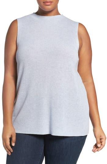 Eileen Fisher Tencel® & Merino Shell (Plus Size)