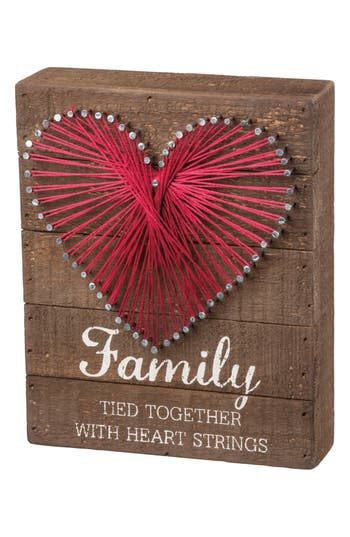 Primitives by Kathy Family String Art