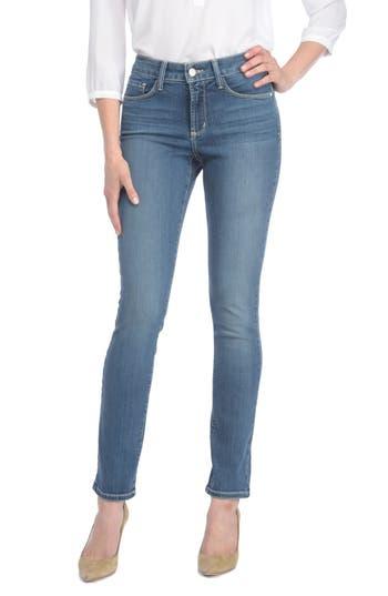 NYDJ Alina Stretch Skinny Jeans (Heyburn) (Regular & Petite)