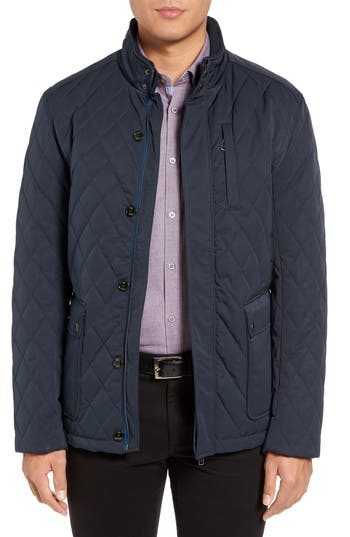 Ted Baker London Nimbar Quilted Jacket