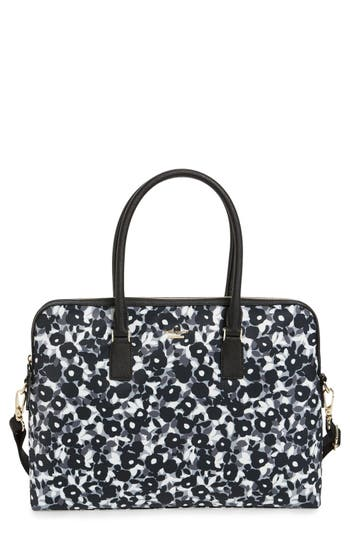 kate spade new york garden 15 inch laptop commuter bag