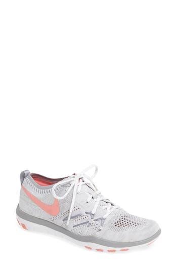 Nike 'Free TR Focus Flyknit' Training Shoe (Women)