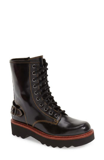 COACH 'Moto' Boot (Women)