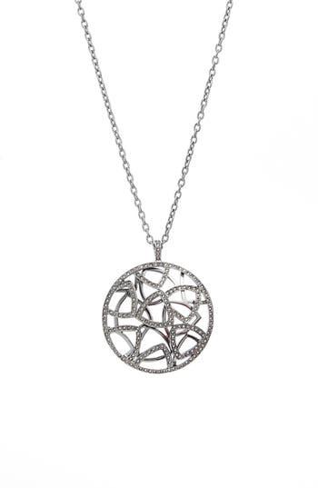 St. John Collection Swarovski Crystal Pendant