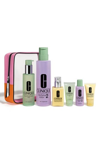 Clinique Great Skin Everywhere Set for Very Dry to Dry Combination Skin Types ($90 Value)