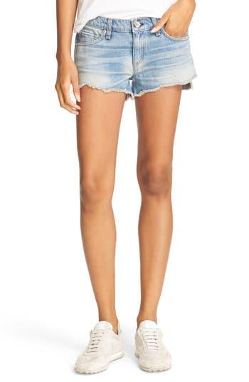 rag & bone/JEAN Cutoff Denim Shorts (La Quinta)