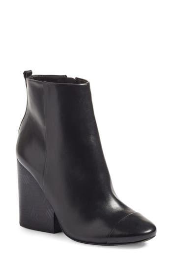 Tory Burch Grove Block Heel Bootie (Women)