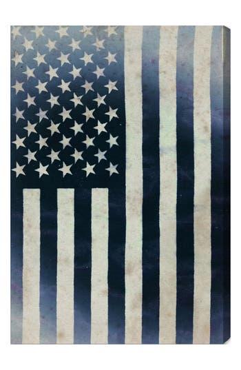 Oliver Gal 'Inked America' Wall Art