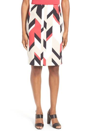BOSS Vileana Pencil Skirt