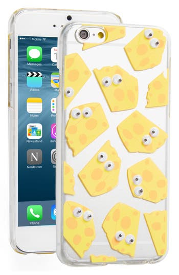 Skinnydip Googly Eye Edam iPhone 6 & 6s Case