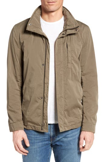 James Perse Hooded Utility Jacket