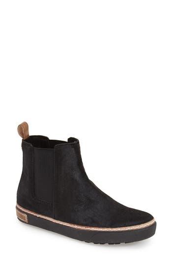 Blackstone 'KL65' Genuine Calf Hair Chelsea Boot (Women)