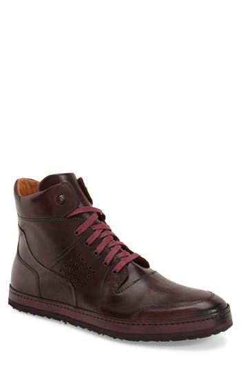Mezlan 'Bolzano' High Top Sneaker (Men)