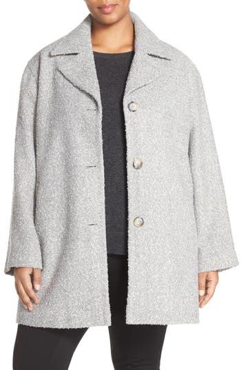 Charles Gray London Side Split Coat (Plus Size)