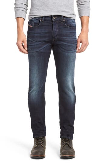 DIESEL® 'Buster' Slim Straight Fit Jeans (0853V)