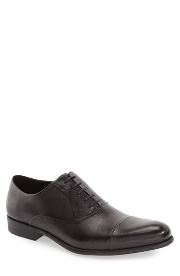 Kenneth Cole New York 'Chief Council' Cap Toe Oxford (Men)