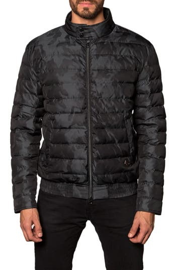 Jared Lang Chicago Camo Down Jacket