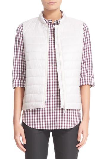 Lafayette 148 New York Elara Puffer Vest