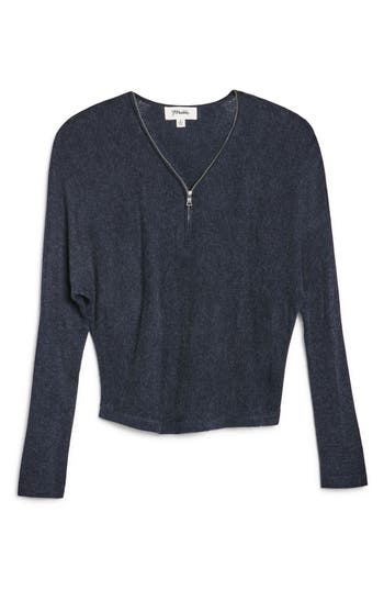 Maddie Dolman Sleeve Sweater (Big Girls)