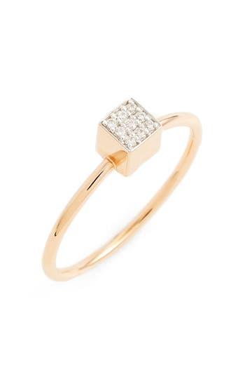 ginette ny Mini Diamond Ever Ring