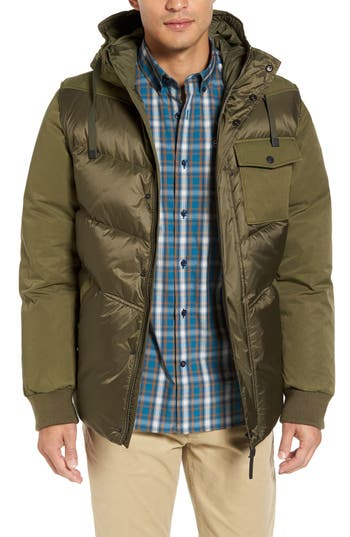 Victorinox Swiss Army® Mill Convertible Jacket