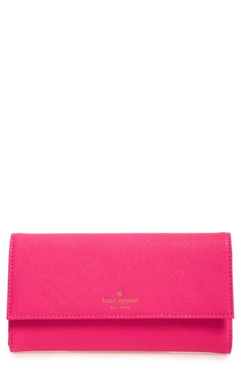 kate spade new york leather iPhone 7 wallet