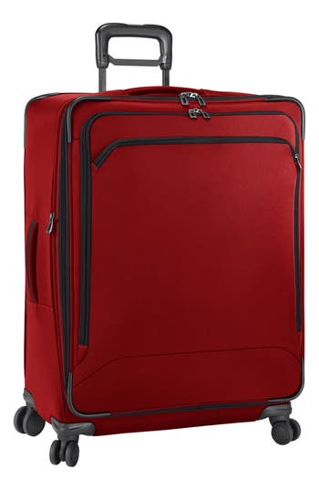 Briggs & Riley 'Transcend' Large Expandable Wheeled Suitcase (26 Inch)