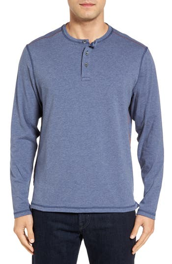 Tommy Bahama Quick Wick Henley