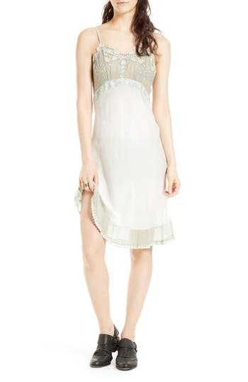 Free People Georgia Slipdress