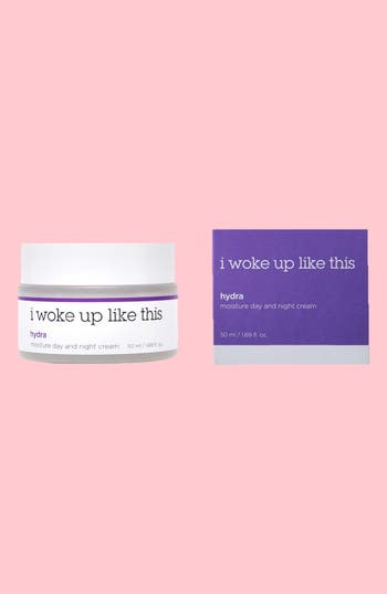 i woke up like this Hydra Moisture Day and Night Cream