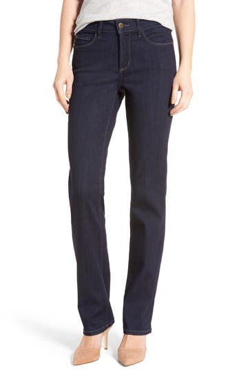 NYDJ 'Marilyn' Stretch Straight Leg Jeans