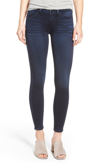 Hudson Jeans Krista Super Skinny Crop Jeans (Recruit)